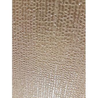 Rose Gold Jewel Glitter strukturierte Vinyl-Tappaper Embossed Modern Feature Wall