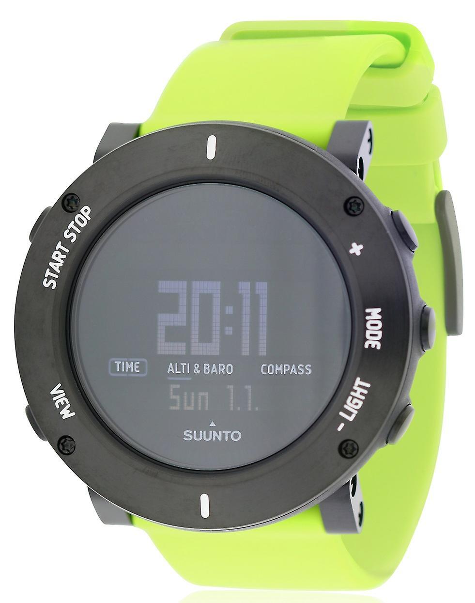 Suunto Core krossa Chronograph Mens Watch SS020693000