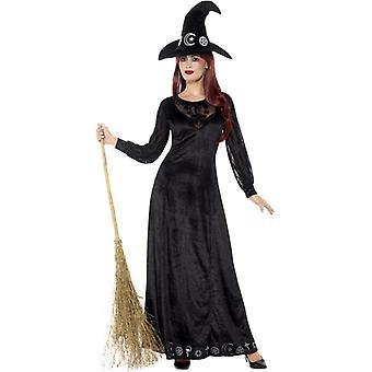 Deluxe מכשפה מלאכה תחפושת