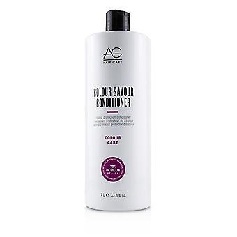 AG Hair Color Savour culoare balsam de protectie 1000ml/33.8 oz