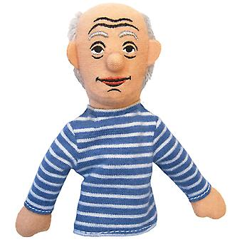 Finger Puppet - UPG - Picasso Soft Doll Toys Gifts Licensed New 0921