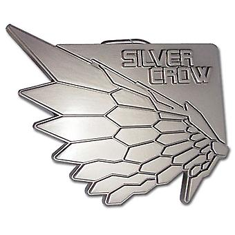 Belt Buckle - Accel World - New Silver Crow Anime Gifts Licensed ge15505