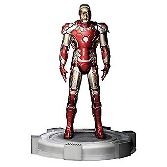 Avengers 2 Mark 43 w/ Tony Stark Head 1:9 Vignette