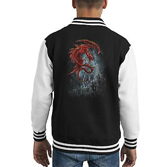 Alchemy Wallachian Reign Kid's Varsity Jacket