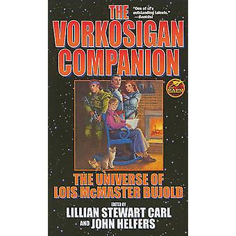 The Vorkosigan Companion by Lois McMaster Bujold - 9781439133798 Book
