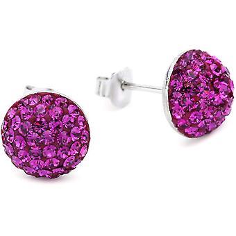 Pasionist 606712 - Women's lobe earrings - sterling silver 925