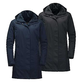 Jack Wolfskin Mesdames robe Madison Avenue