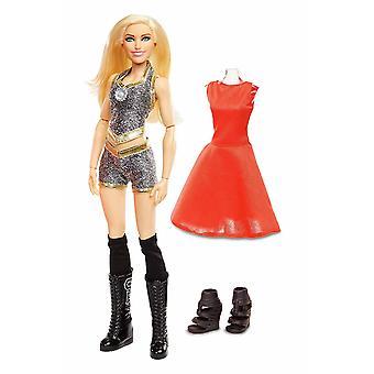 WWE Superstars Fashions Charlotte Flair Doll Doll 30cm