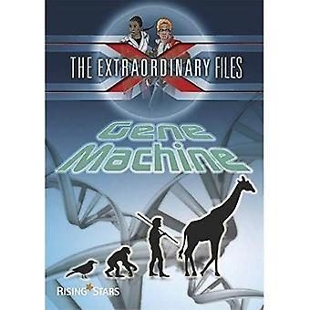 Extraordinary Files: Gene Machine