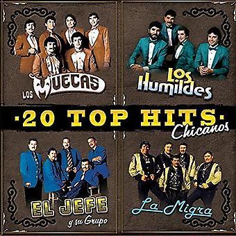 Humildes/migra/muecas/Jefe-20 Top Hits chicanos [CD] EUA importação