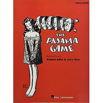 ADLER RICHARD/ROSS JERRY THE PAJAMA GAME PIANO/VOCAL VOCAL SCORE
