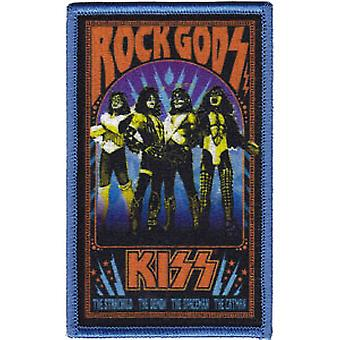 Patch - KISS - Rock Gods New Toys Licensed p-4423
