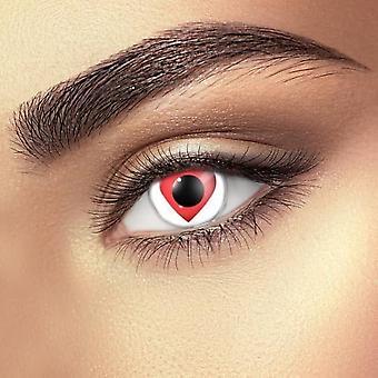 Queen Of Hearts Contact Lenses