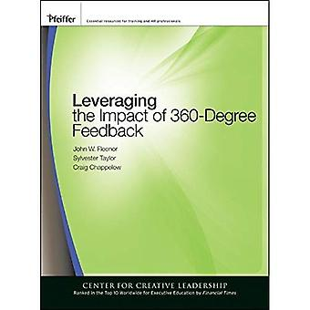 Leveraging the Impact of 360-degree Feedback (Pfeiffer Essential Resources for Training and HR Professionals (Paperback))