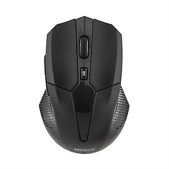 Wireless Optical Mouse, 800-1600 DPI