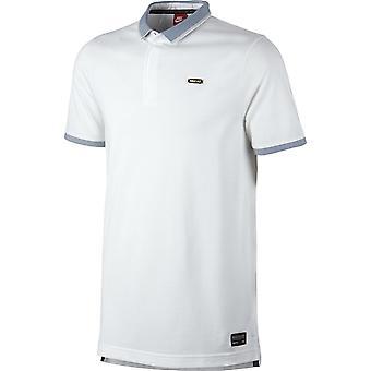 Nike FC Polo 834301 100 834301100 uniwersalna letnia koszulka męska
