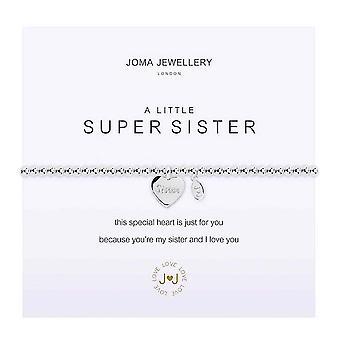 Joma A Little Super Sister Child Bracelet