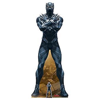 Svart Panther T ' Challa kung av Wakanda