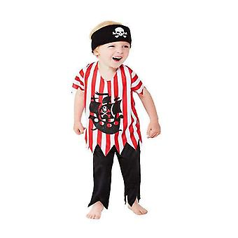 Toddler Jolly Pirate Costume Toddler Multi