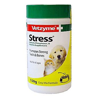 Vetzyme Stress Powder For Cats & Dogs