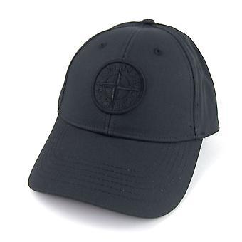 Stone Island 99168 Cotton Rep Cap Black V0029