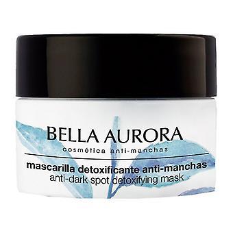 Kasvonaamio Tumma Bella Aurora (75 ml)