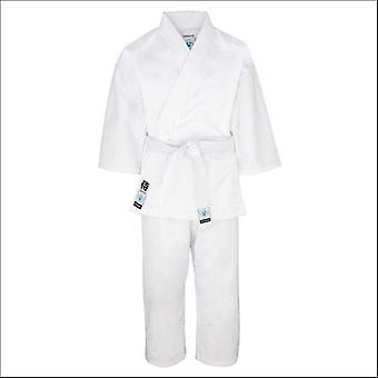Bytomic Kinder Student weiße Karate-Uniform
