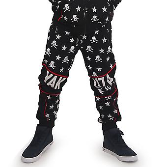 YAKUZA Kids Jogging Pants Skull N Stars Anti Fit