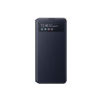 SAMSUNG Galaxy Note 10 Lite Portofel Cover NEGRU EF-EN770PBEGEU