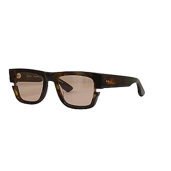 Dita Sekton DTS122 02 Dark Tortoise-Burnt Brown-Gunmetal/Light Brown Sunglasses
