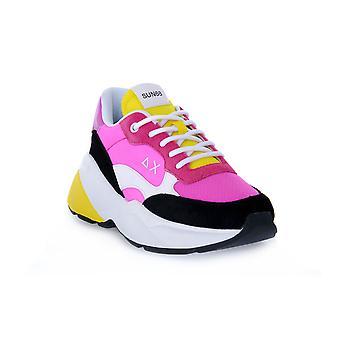 Sun68 20 dani nylon mesh sneakers fashion