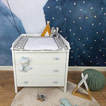 Półka na ścianie Hugo, w projektowaniu tipi, naturalny, 30x10x40 cm
