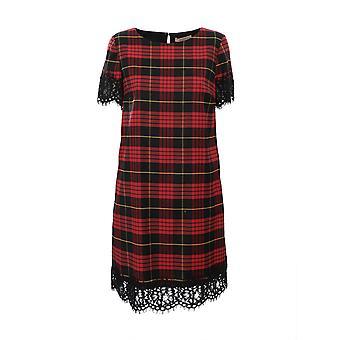 Twin-set 192tp262103981  Women's Red Wool Dress