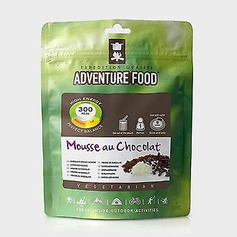 New Adventure Food Chocolate Mousse Pudding Grey