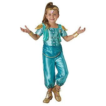 Shimmer And Shine Girls Shine Costume