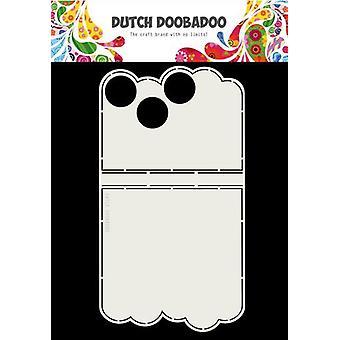 الهولندية Doobadoo بطاقة الفن مصغرة ألبوم الدوائر A4 470.713.740