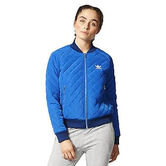 Adidas Originals Quilted Tracktop Bomber BK5988 universal all year women jackets