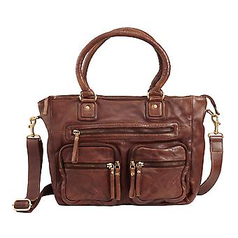 6673 DuDu Women's Top-Handle bags in Leather