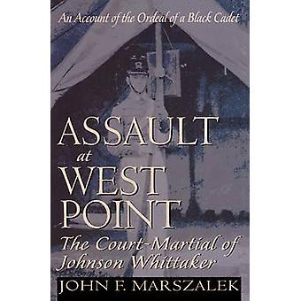 Assault på West Point DomstolenMartial av Johnson Whittaker av Marszalek & John F.