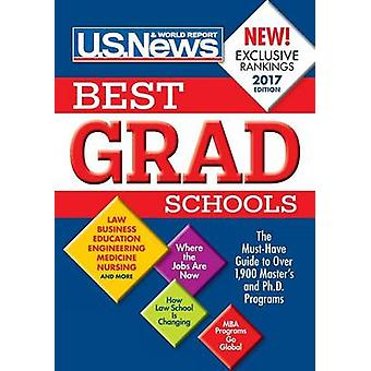 Best Graduate Schools 2017 by U.S. News and World Report