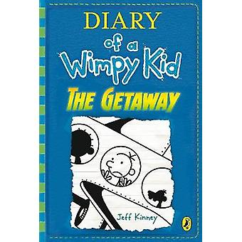 Diary of a Wimpy Kid The Getaway Book 12 by Jeff Kinney