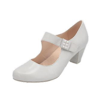 Caprice N/A Women's Ballerinas Grey Slippers Espadrilles Loafer