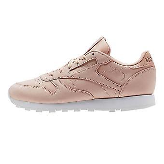リーボックCL LthrヌードNbk CN1504ユニバーサルオールイヤー女性靴