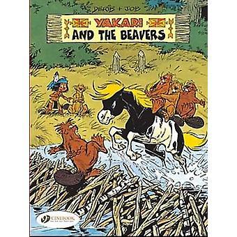 Yakari and the Beavers - v. 3 by  -Job - -  -Derib - - Erica Jeffrey - 978