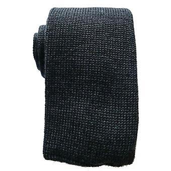 KJ Beckett llano lana lazo - gris carbón