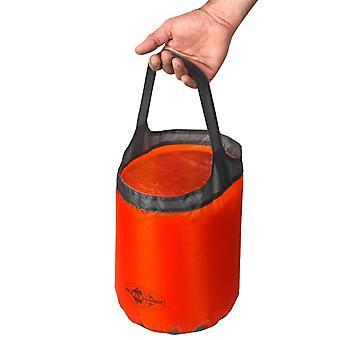 Cubo plegable Sea to Summit Ultra Sil - 10L - Naranja