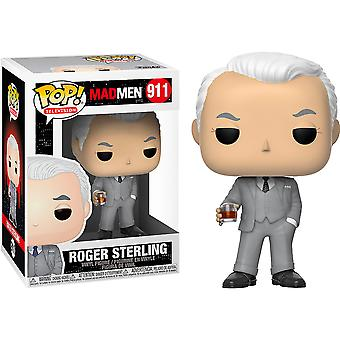 Mad Men Roger Pop! Vinyl