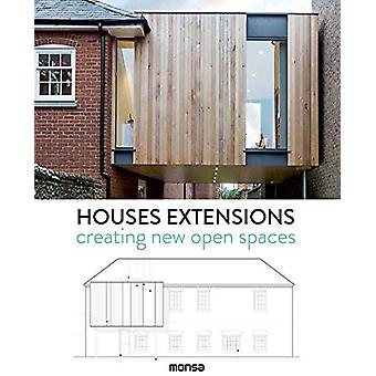 Houses Extensions - Creating New Open Spaces by Patricia Martinez - 97