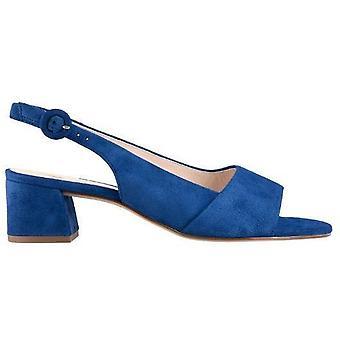 Hogl Freude blau Mittelabsätze Damen blau