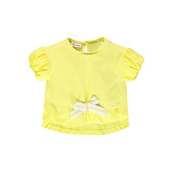 Brums Milano Jersey T Shirt With Bow